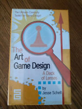 The Art of Game Design A Deck Of Lenses By Jesse Schell