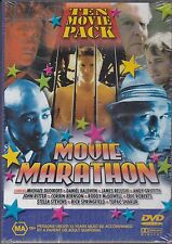 MOVIE MARATHON  - 10 MOVIE PACK on 4 DVD's - NEW -