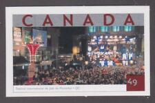 Canada 2004 #2021 Tourist Attractions (Montreal Jazz Festival) - Unused