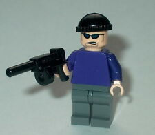 BATMAN #26 Lego The Joker Henchman w/acc purple torso NEW 7888 Genuine 1st issue
