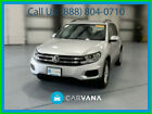 2016 Volkswagen Tiguan 2.0T S Sport Utility 4D Heated Seats Traction Control Dual Power Seats Alloy Wheels Rollover Protection