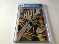 INCREDIBLE HULK 142 CGC 8.0 VALKYRIE MALE CHAUVINIST PIG TOM WOLFE MARVEL COMICS