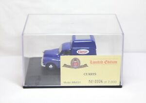 Oxford Diecast MM031 Morris Currys Van - Mint In Box Rare
