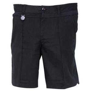 Oakley Grip Shorts Womens Size 10 US Black Golf Chino Casual Dress Walkshort