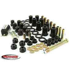 Prothane 59-64 Chevrolet Bel Air Biscayne Impala Complete Bushing Kit (BLACK)