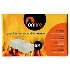 Pills on fire (24 Pcs) Fast and Safe Fireplaces, Stoves and Fire