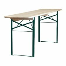New 2 Meter long Wooden Beer Bench Table, Scout Group Tables, Beer Tables