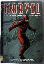 MARVEL LES GRANDES SAGAS n°8 ~+~ DAREDEVIL ~+~ 2011 panini comics