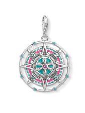 Thomas Sabo Y0049-340-7 Charm Anhänger Maya Kalender