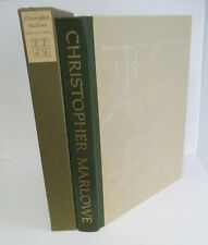 Four Plays CHRISTOPHER MARLOWE Limited Editions Club in Slipcase