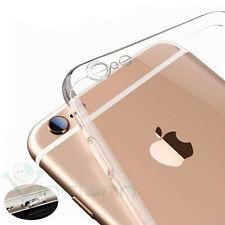 Pellicola+Custodia AIR cover copri fotocamera tappi iPhone 6 4.7 6S case sottile