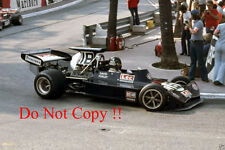 David Purley LEC Refrigeration March 731 Monaco Grand Prix 1973 Photograph 2