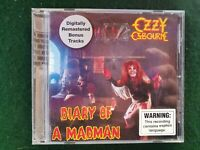 OZZY OSBOURNE - Over the Mountain -  CD like new