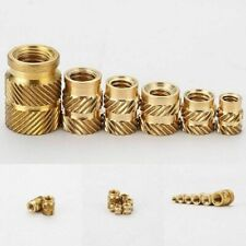 New listing M3xD4.6xL6.5 20 of Brass Hot Melt Inset Nuts Heating Copper Thread 3D Printing