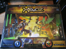 XEVOZ BATTLE TERRAIN 2-PACK: NEO SAPIENS SHADOW BLADE & SECTOID BONE CUTTER ( N