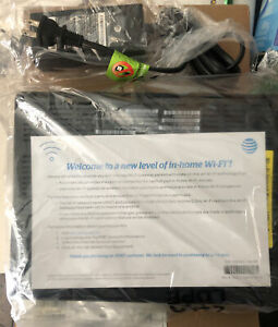 AT&T Arris BGW210-700 Bonded VDSL2 Wireless Voice Gateway