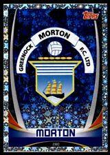 Match Attax SPFL (SCOTTISH) 2019/2020 - Club Badge Morton No. 280