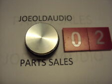 Sherwood S-8600 Original Tuner Knob Has Very Minor Scratches Parting Out S-8600