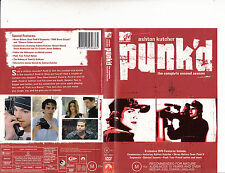 Punk'd-2003/15-TV Series USA-[The Complete Second Season 2 Disc]-DVD