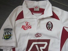 "Australia Queensland Reds 2008-10 Super 14 Away ISC Rugby Shirt (36"" - 14)"