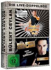 2 DVD Live & Ganz schön turbülent von Bülent Ceylan (2012)  Neu in Folie