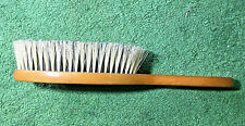 Pure bristle vented hair brush, top quality, new vintage stock.