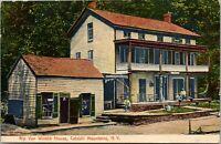 Postcard Rip Van Winkle House in Catskill Mountains, New York~134887