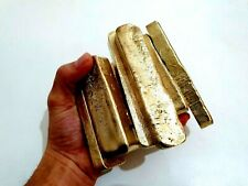 380 Grams Scrap gold bar for Gold Recovery Melted Different Computer Coin Pins