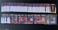 Huge Lot of Over 200 Cards 2020-21 Panini NBA Hoops Auto Explosion Red Foil /75