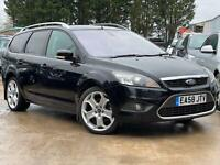 2008 Ford Focus Titanium, FSH, full MOT (provided)!