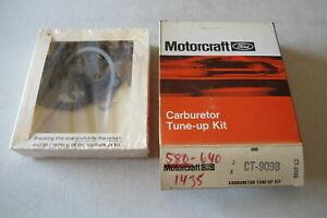 Carburetor Repair Kit-Tune-Up Kit Motorcraft CT-909B Fit Buick Checker GMC