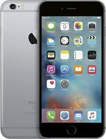 Apple iPhone 6s - 32GB- Space Gray GSM Global Unlocked AT&T T-Mobile. Excellent