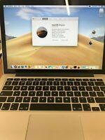 """Apple MacBook Pro 13.3"""" Retina Core i5 2.6Ghz 8GB 256GB  MGX82B/A 2014 1 Year"""