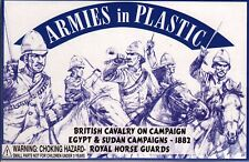 Armies in Plastic Egypt-Sudan (1882) British Royal Horse Guards 1/32 Scale 54mm