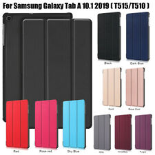 "Case For Samsung Galaxy Tab A 10.1"" T510 T515 2019 Smart Cover Magnetic Leather"
