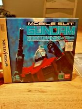 Mobile Suit Gundam Side Story 1  für Sega Saturn, Japan Import NTSC