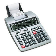 Casio Hr-100Tm Two-Color Portable Printing Calculator New Free Shipping