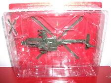 hélicoptere de combat militaire apache militaire Avion plane NEUF 1/72 altaya