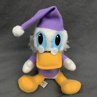 "Mickey's A Christmas Carol Disney Scrooge McDuck Plush Toy Vintage 1980's 8"""