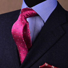 """Pink D-Pad Casual Novelty Tie Sexy Classy 3"""" Skinny Tie Designer Fashion 4 Boss"""
