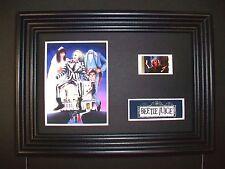 BEETLEJUICE Framed Movie Film Cell Memorabilia Compliments poster dvd book