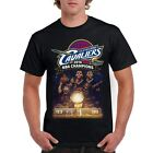 Cleveland Cavaliers 2016 NBA Cavs Champions Printed T-Shirt