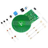 DC 3V-5V 60mm DIY Kit Metal Detector Kit Electronic Kit Non-contact Sensor