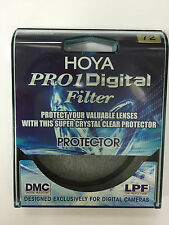 Genuine HOYA 72mm Pro1 D Pro 1 Digital Protector Filter DMC Multi Coated