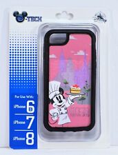 Disney 2019 Epcot Food & Wine Festival Chef Minnie Apple Iphone 6S/7/8 Case NEW