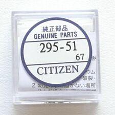 Citizen Capacitor Battery for Eco-Drive Panasonic MT621 E100 E110 E111 295-51