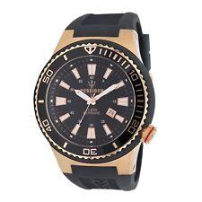 POSEIDON Armbanduhr XL, Analog, Quarz, Silikon, 15Bar, UP00608