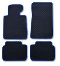 Gummimatten für BMW X5 E53 5-türig 4tlg. Bj.00-06   Band Blau