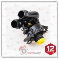 1 X Volkswagen Golf GTI 155 2.0L Petrol CCZB Water Pump W/ Thermostat U0026