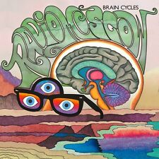 RADIO MOSCOW - BRAIN CYCLES (GREAT  STONER PSYCH) CD